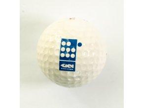 Golfový míček, 7 DUNLOP, 65i, Steelstock