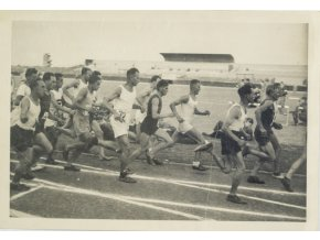 Dobove foto, Mistrovství Protektorátu na 10 000 m, (1) 1