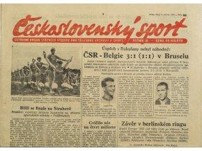 Noviny Československý sport, 68195