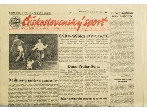 Noviny Československý sport, 1471955
