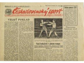 Noviny Československý sport, 1351955
