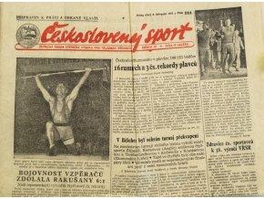Noviny Československý sport, 1341955