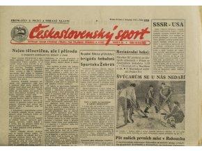 Noviny Československý sport, 1321955