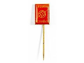 Odznak fotbal, TJ Sokol Netvořice 1