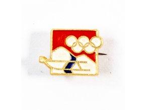 Odznak OH, saňe 2