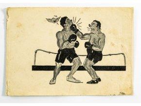 Patentní novinka optický klam, boxeři (1)