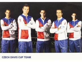 Podpisová karta, Star Team, Czech Davis Cup team I
