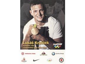 Podpisová karta, Star Team, Lukáš Krpálek, Olympijský vítěz