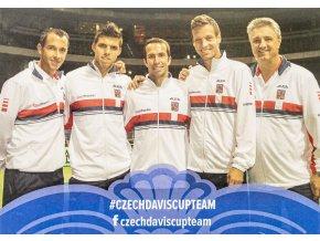 Podpisová karta, Star Team, Czech Davis Cup team II