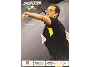 Podpisová karta, Star Team, Vítězslav Vesely