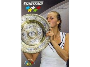 Podpisová karta, Star Team, Petra Kvitová, Czech fed cup team II