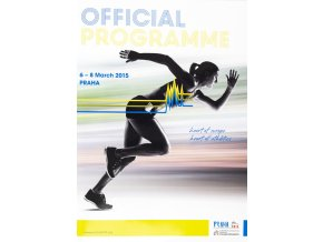 Official Program ME Atletika, Praha 2015