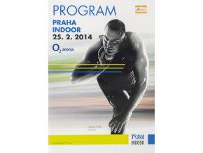 Official Program ME Atletika, malý formát, Praha 2015