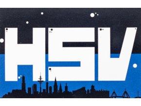 Samolepka HSV