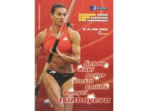 Official Program, Mítink světových rekordmanů, Praha 2009