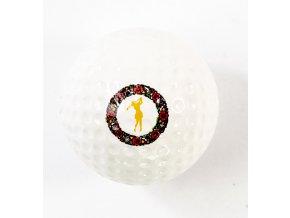 Golfový míček, RAM