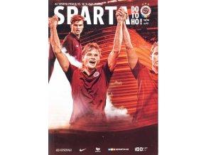 Program fotbal, Sparta v. Slavia, 2016
