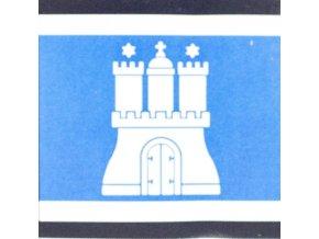 Samolepka HSV, hrad