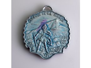 Medaile Chráním tě na horách