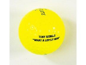 Golfový míček, Tony Skingle