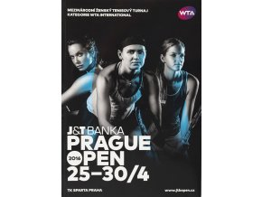 Program J&T Banka Prague Open, fotogalerie 2016