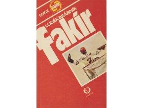 Kniha Fakír, Jiří Holeček, 1984