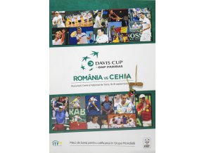 Program, Fed Cup , Romania v. Cehia, 2011