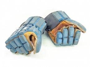 Hokejové rukavice hráčské JUNIOR , GALA 802, modré (1)