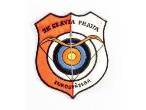 Nášivka SK Slavia Praha, lukostřelba