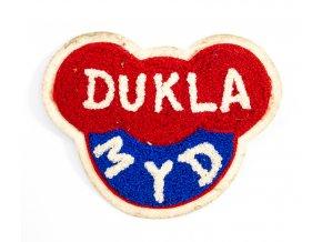 Nášivka Dukla, MYD