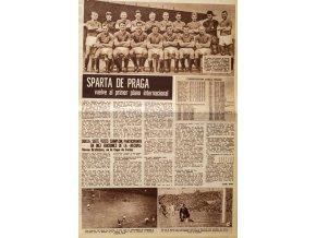 Časopis Dicen, Sparta de Praga, 1965 (2)
