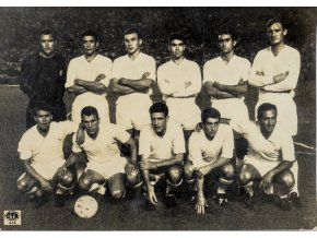 Fotografie ČTK, velký formát, Real Madrid, 60'