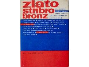 Kniha Zlato, stříbro, bronz, 1969