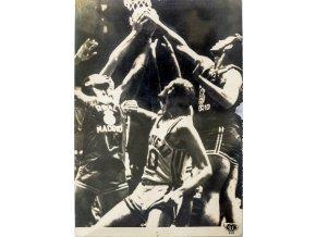 Fotografie ČTK, basket, Real Madrid