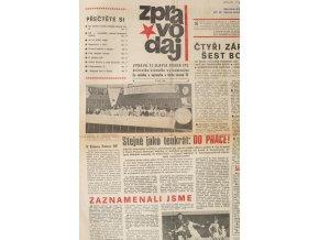 Zpravodaj TJ Slavia Praha, Říjen 1984 (1)