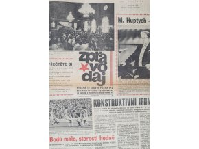 Zpravodaj TJ Slavia Praha, Květen 1984