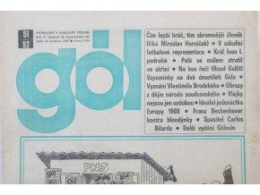 GÓL. Fotbalový a hokejový týdeník, 40261988 (1)
