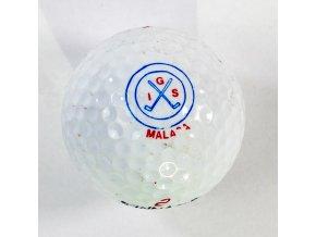Golfový míček, Malaga