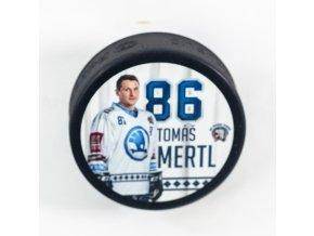 Puk HC Plzeň, Tomáš Mertl