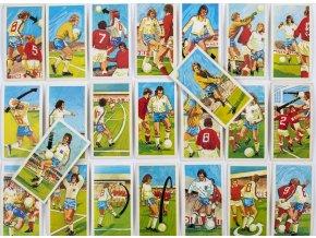 Set kartiček fotbal, Play better soccer, 2