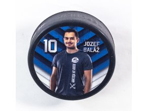 Puk HC Kometa Brno, #10 Jozef Baláž