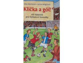 Kniha Klička a gól, 2008