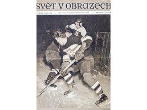 Časopis Svět v obrazech,OH Oslo, 1952 (1)
