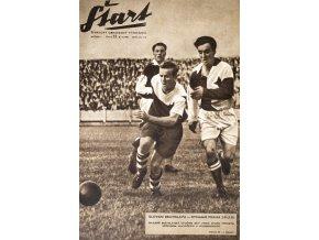 Časopis ŠTART, ročník I, 8. VI. 1956, číslo 23 (1)