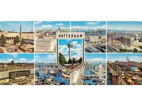 Pohlednice Josef Masopust z Rotterdamu (1)