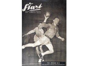 Časopis ŠTART, ročník I, 23. III. 1956, číslo 12 (2)