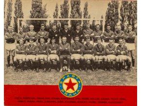 Tiskovina, Pozdrav s písničkou, AC Sparta, 1967 (1)