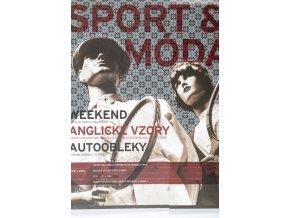 Katalog, Sport móda, 2004 (1)