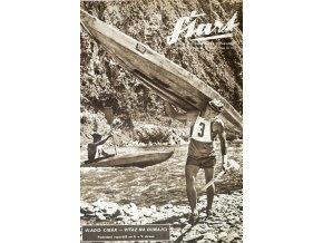 Časopis ŠTART, ročník I, 15. VI. 1956, číslo 24 (1)