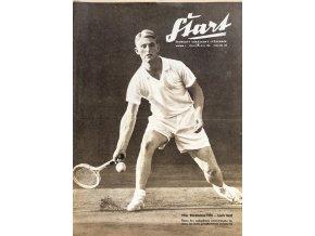 Časopis ŠTART, ročník I, 13. VII. 1956, číslo 28